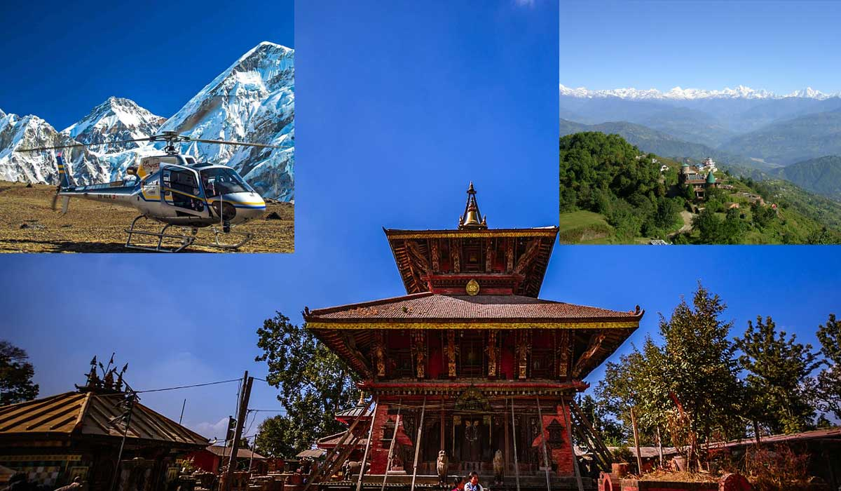 5 Days Nepal Luxury Tour