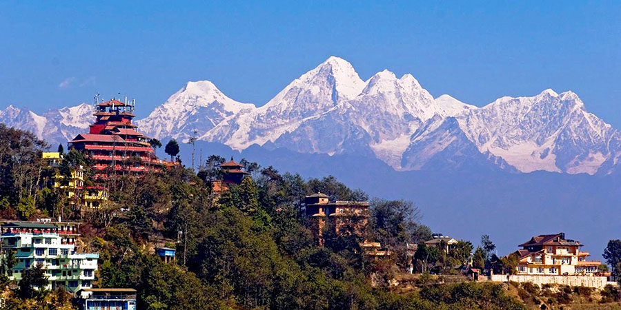 Car Hire Kathmandu to Nagarkot