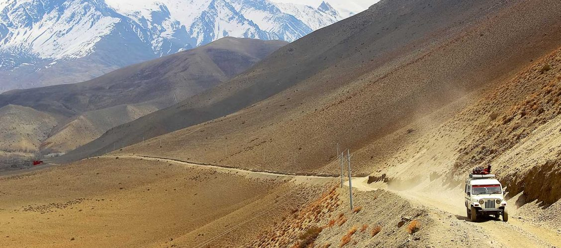 Jeep Hire to Muktinath/Mustang
