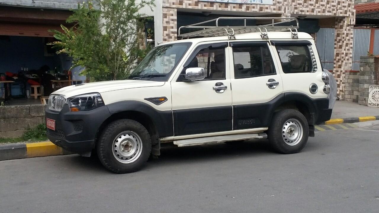 Kathmandu to chitwan jeep rental
