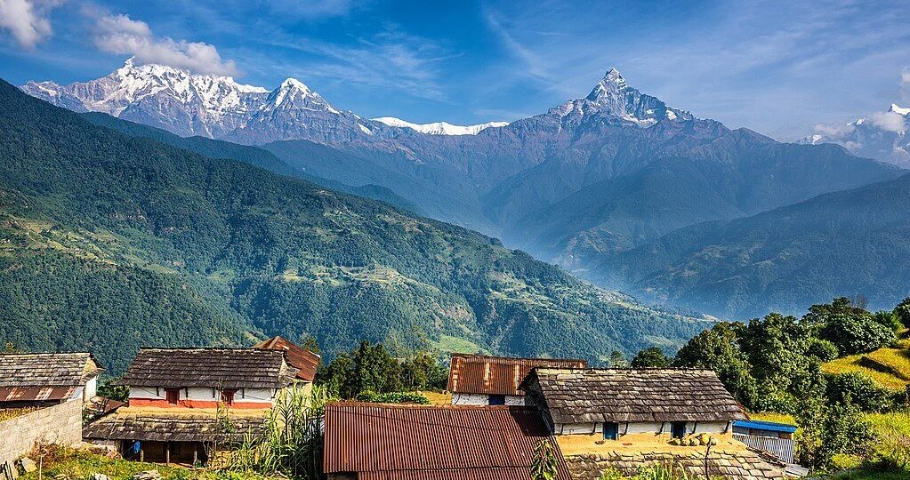 October Tour in Nepal